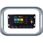 Αυτόματη φωνητική ανακοίνωση στάσεων-διαδρομών με GPS & σύνδεση πινακίδων LED